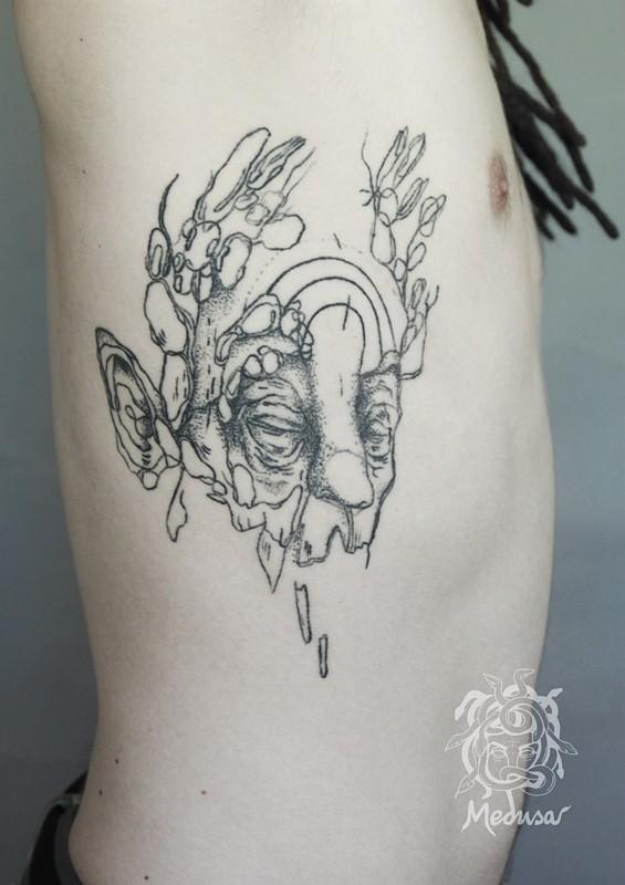 Umělecké tetování
