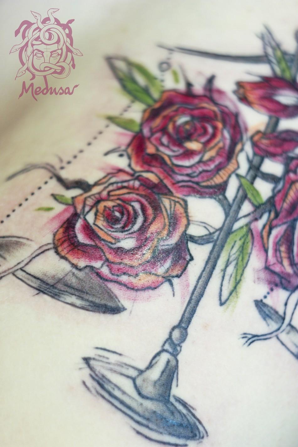 originální tetování ve Frýdku