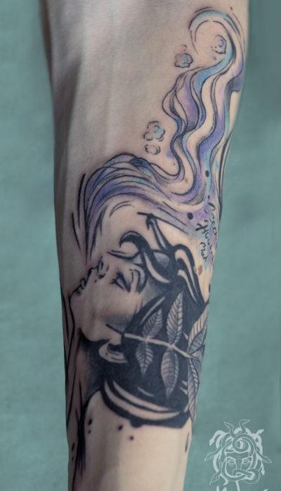 Tetování Frýdek