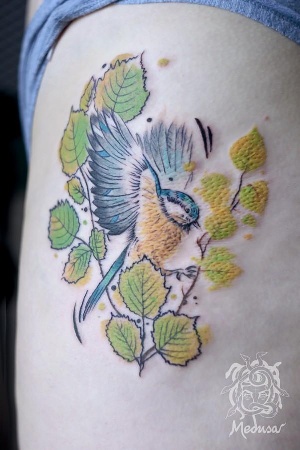 Tetování ve Frýdku