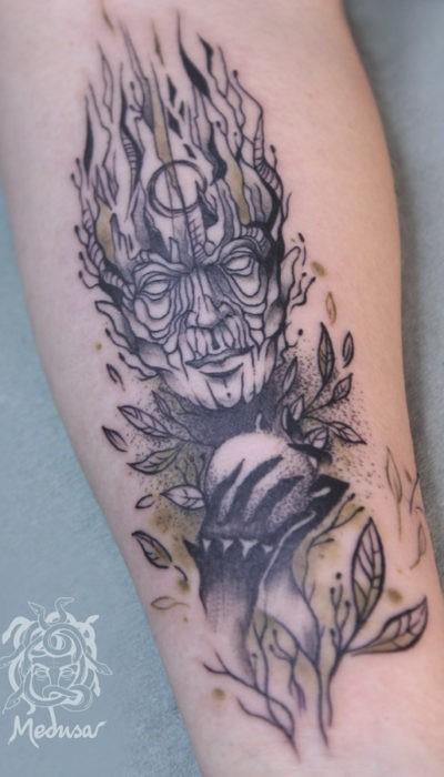frýdek tetování