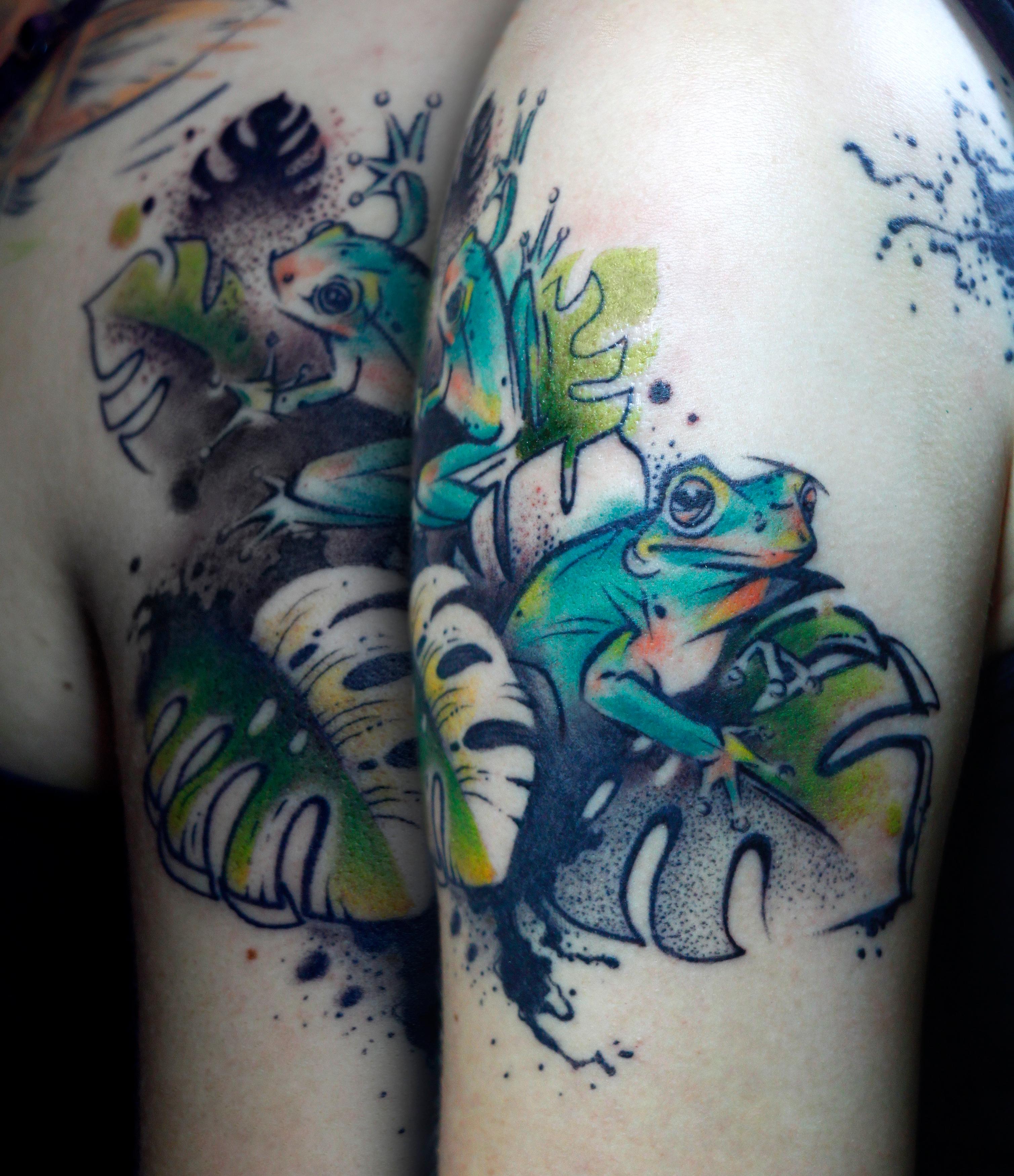 Tetování ve Frýdku-Místku